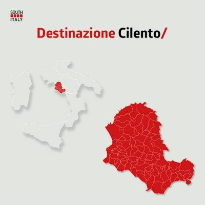 Destinazione Cilento Logo