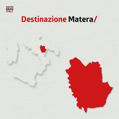 Destinazione Matera Logo