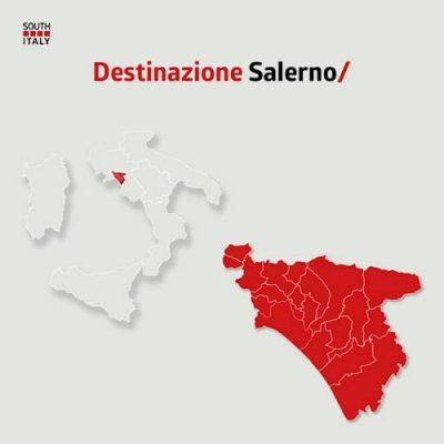 Destinazione Salerno Logo